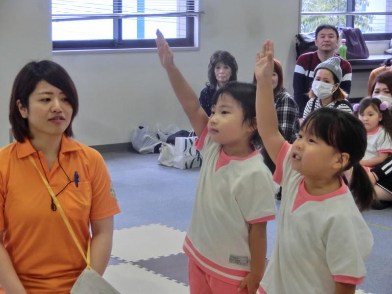 親子運動会(^^♪