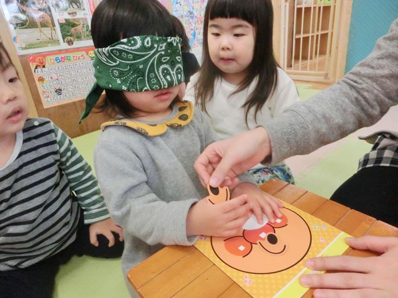 西新の保育園 にしじん森の子保育園|お正月遊び